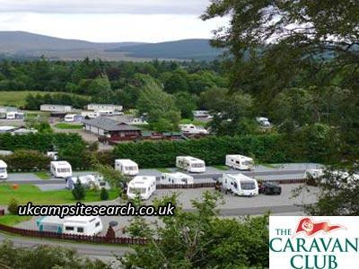 Grantown on Spey Caravan Park