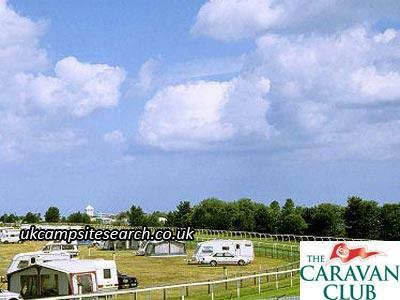 Great Yarmouth Racecourse Caravan Club Site