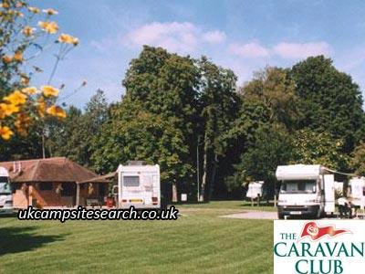 Henley Four Oaks Caravan Club Site