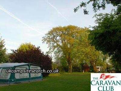 High Onn Caravan Club Site