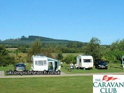 Huntly Castle Caravan Park