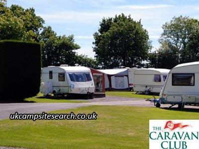 Ilminster Caravan Club Site