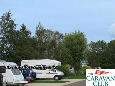 Moreton In Marsh Caravan Club Site