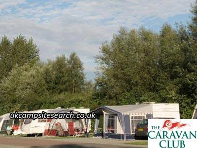 Norfolk Broads Caravan Club Site