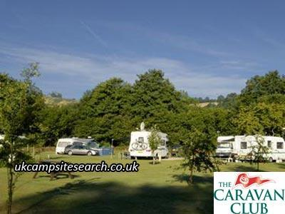 Pandy Caravan Club Site
