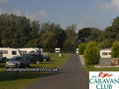 Seacroft Caravan Club Site