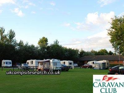 Sutton On Sea Caravan Club Site