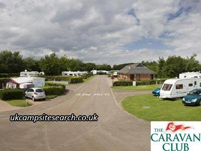 White Water Park Caravan Club Site
