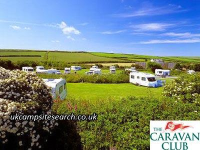 Willingcott Caravan Club Site