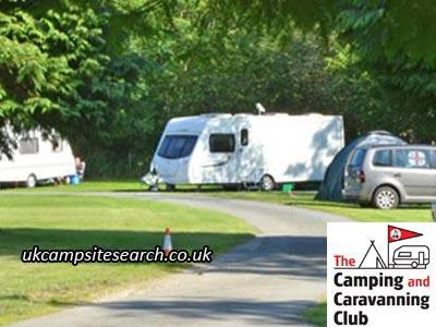 Bala Camping and Caravanning Club Campsite