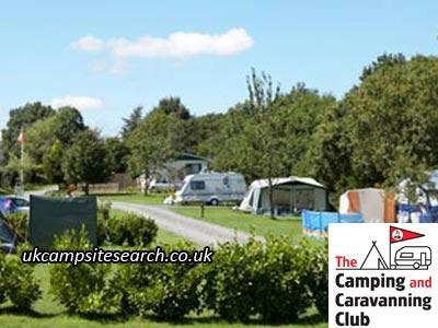 Barley Meadow Camping and Caravan Park