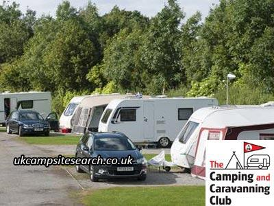 Barnard Castle Camping and Caravanning Club Campsite