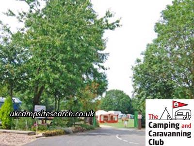 Chipping Norton Camping and Caravanning Club Site