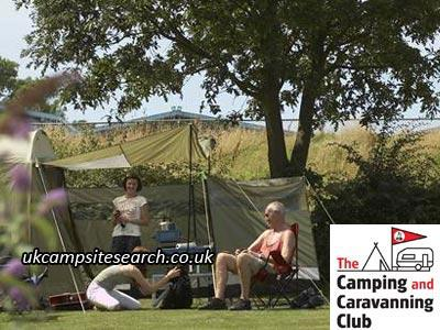 Crowborough Camping and Caravanning Club Site