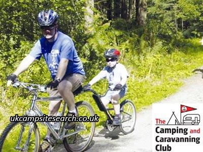 Delamere Forest Camping and Caravanning Club Site
