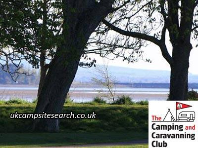 Dingwall Camping and Caravanning Club Site