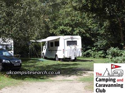 Graffham Camping and Caravanning Club Site