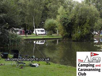 Horsley Camping and Caravanning Club Site