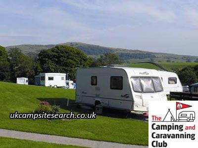 Kendal Camping and Caravanning Club Site