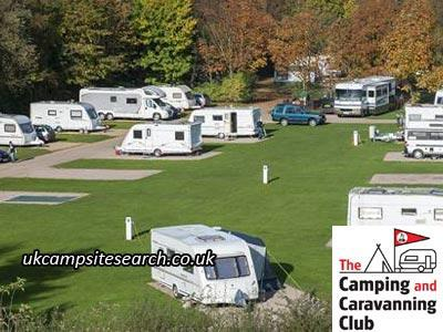 Kingsbury Camping and Caravanning Club Site