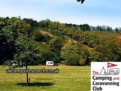 Lauder Camping and Caravanning Club Campsite