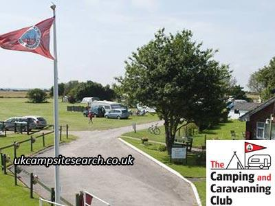 Mablethorpe Camping and Caravanning Club Site