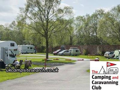Oban Camping and Caravanning Club Campsite