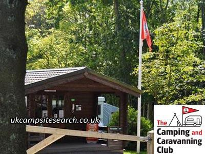 Ravenglass Camping and Caravanning Club Site