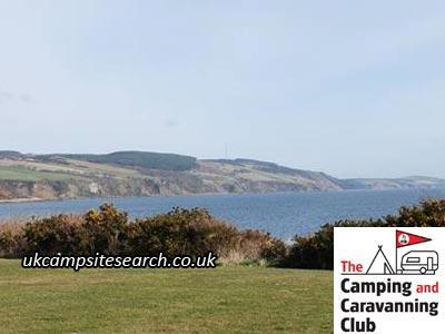 Rosemarkie Camping and Caravanning Club Site