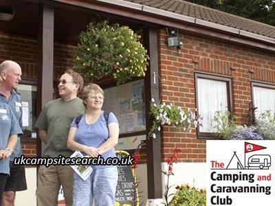 Salisbury Camping and Caravanning Club Site