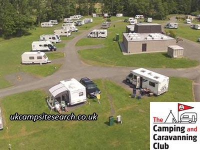 Scone Camping and Caravanning Club Campsite