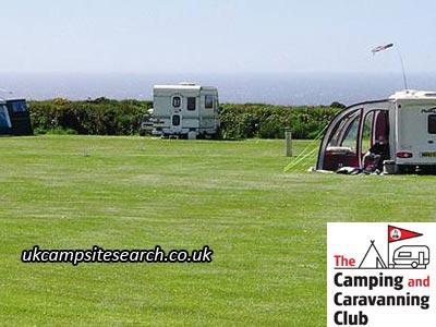 Sennen Cove Camping and Caravanning Club Site