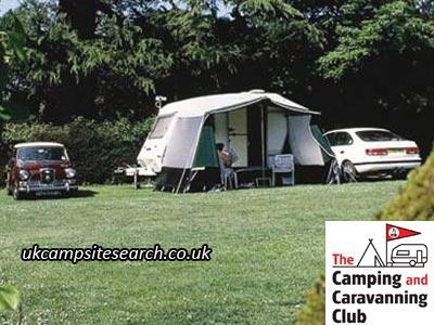 Slindon Camping and Caravanning Club Site