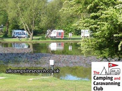 St Neots Camping and Caravanning Club Campsite