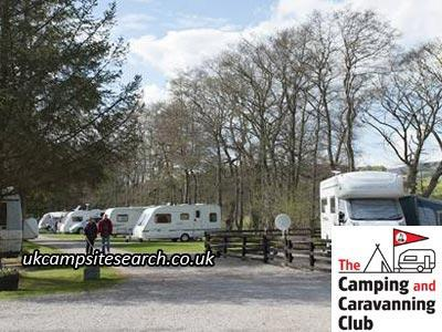Tarland By Deeside Camping and Caravanning Club Campsite
