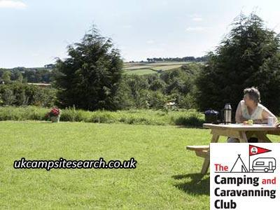 Tavistock Camping And Caravanning Club Site