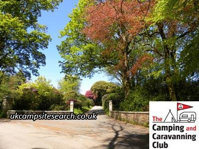 Trewan Hall Camping and Caravanning Club Site