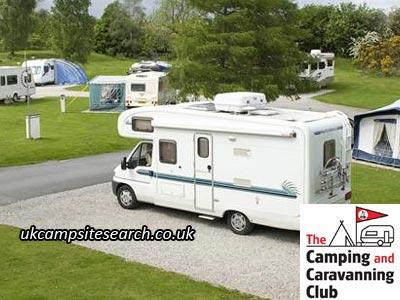Windermere Camping and Caravanning Club Site