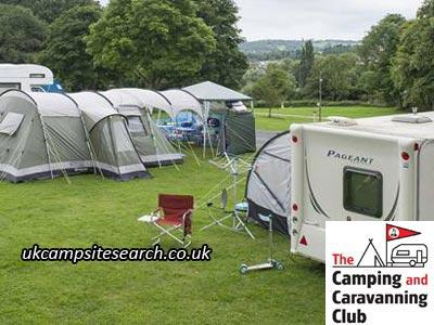 Wolverley Camping and Caravanning Club Site