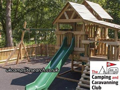 Woodhall Spa Camping and Caravanning Club Site